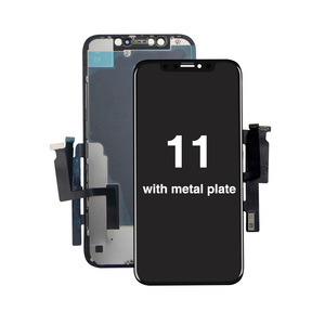 Image 5 - iBee Parts Amoled Oled Screen For iPhone X XS MAX XR 11 LCD Glass Touch Screen Assembly Replacement Cold Frame