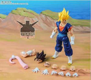 Image 2 - Améliorer version Demoniacal Fit 2.0 végétto figurine jouet SSJ ultime combattant Goku végéta DBZ 1/12 bonne qualité