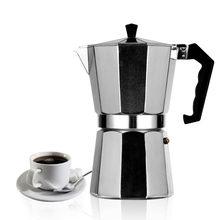 Кофеварки ручной работы итальянская кофеварка мокко восьмиугольный
