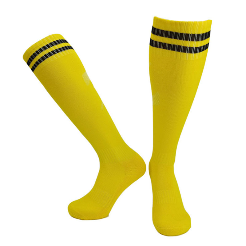 Adult Kids Sport Football Soccer Long Socks Over Knee High Sock Baseball