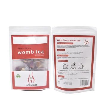 Womb Detox Feminine Hygiene Tea Irregular Menstruation Warming Womb Tea Natural Herbal Uterus Cleansing Warming Health Care 2