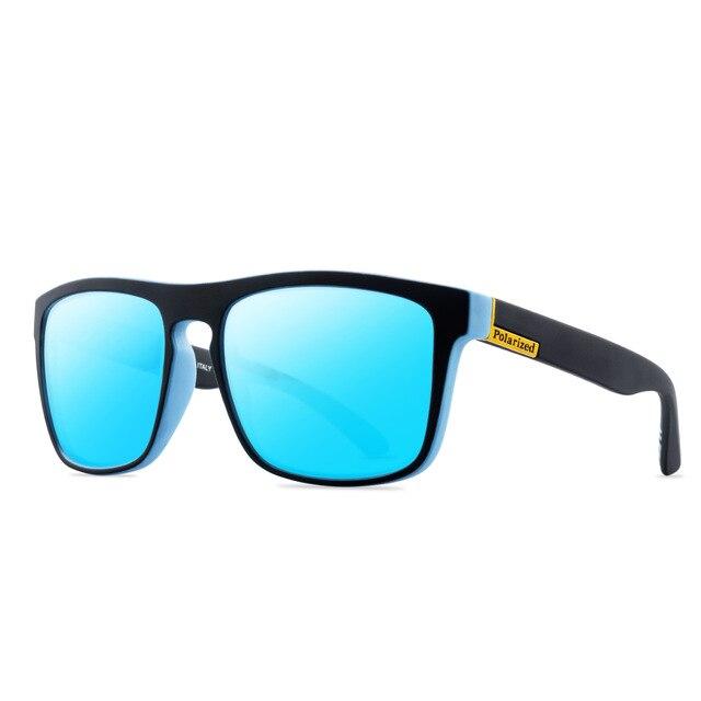 Gafas de sol polarizadas para hombre y mujer, lentes de sol masculinas para conducir, Retro, de lujo, de marca, de diseñador, UV400, 2021 6