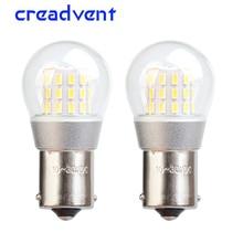 цена на 2 PCS 39 3014SMD 1156 21W Ba15s S25  LED Car Light Auto Vehicle Reverse Turning Clearance Bulb Lamp DRL White/red/Yellow 12V/24v
