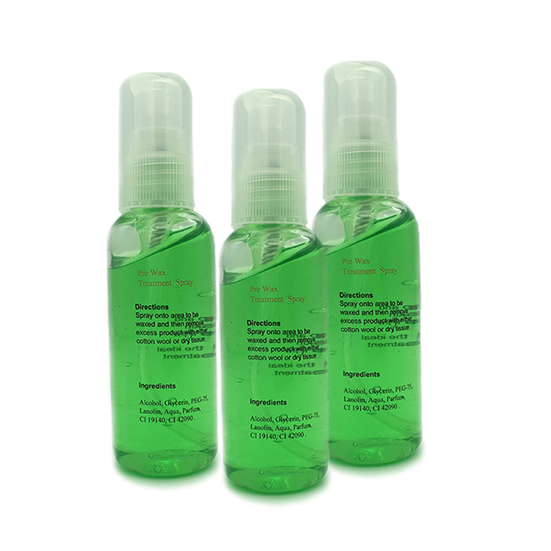 100% Natural Permanent Smooth Body Hair Removal Spray Treatment Liquid Hair Removal Waxing Spray
