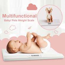 Multifunctional Smart Electronic Baby Weight Scale Newborn Cat Dog Scales LED Display Household Measure Tool 20kg Max Weight