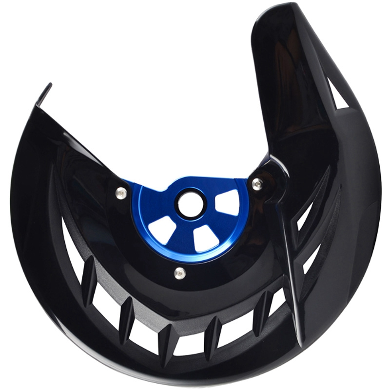Front Brake Disc Guard Cover For Yam Aha YZ WR YZF WRF 125 250 450 YZ125 YZ250 YZ125X YZ250X YZ250F YZ450F WR250F WR450F 06-2019