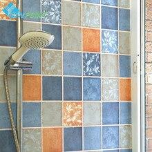0.4x3m naklejki łazienkowe wodoodporna naklejka ścienna wanna toaleta odporna na wilgoć tapeta samoprzylepne toalety renowacja płytek Film
