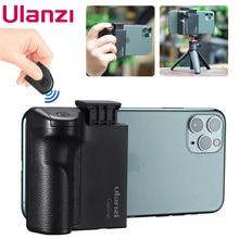 Ulanzi Capgrip Draadloze Bluetooth Selfie Booster 2 In 1 Video Foto Telefoon Adapter Houder Handvat Grip Stand Statief Mount