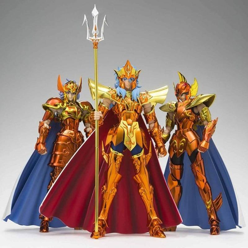 Jmodel – figurine Saint Seiya, Saint tissu EX 2.0, roi des mers, sirène Poseidon, Sorento, Marina, Solent OCE, en Stock