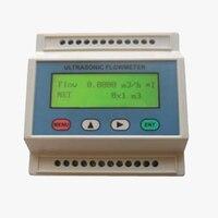 TDS 100M ultraschall durchflussmesser DN50mm 700mm Modular typ Wasser Flow Meter M2 Wandler-in Durchfluss-Sensoren aus Werkzeug bei