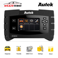 Autek IFIX 919 Full system OBD2 Auto Scanner ABS EPB Oil Reset Multi Language Professional ODB OBD 2 Diagnostic Tool Free Update