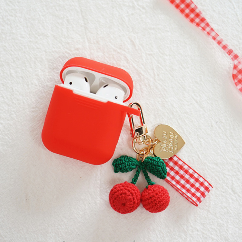 Super-Cute-Red-Cherry-Love-Heart-Silicone-Case-for-Apple-Airpods-Case-Accessories-Bluetooth-Earphone-Protective