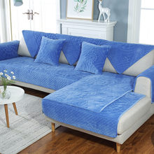 New Multi-size Sofa Towel for Corner Sofa L Shaped Sofa Living Room Sectional Chaise Longue Sofa Slipcover Corner Sofa Stretch(China)