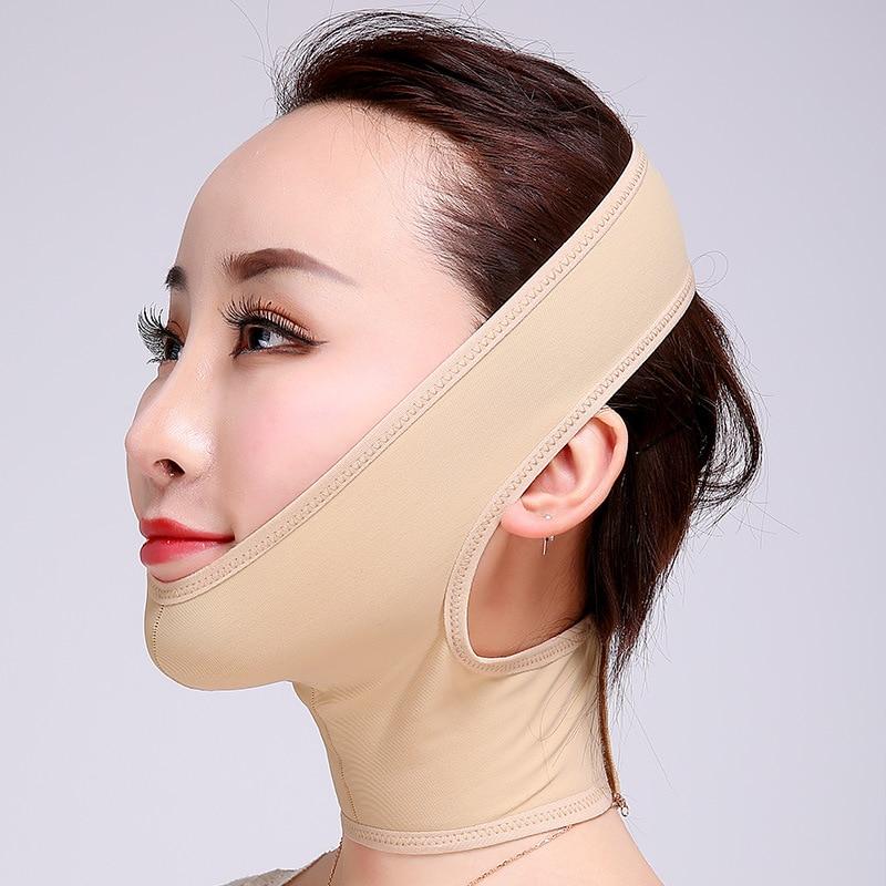 Facial Thin Face Mask Slimming Bandage V Shape Skin Care Bel…