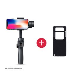 FUNSNAP Capture2 Stabilizer Gimbal New Handheld Gimbal Live Stabilizer Compatible for GOPRO Action Camera 4/5/6/7 Smartphone