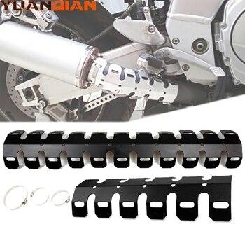 Silenciador de escape de aluminio Para motocicleta, cubierta de protección térmica Universal Para KTM EXC 125/250/300/450 Accesorios Para Moto