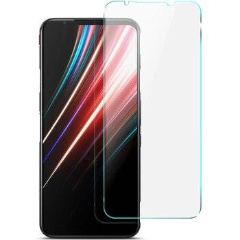 Перейти на Алиэкспресс и купить Для Nubia Red Magic 5G закалённое стекло IMAK прозрачное H взрывозащищенное стекло Защита экрана для Nubia Red Magic 5G 5S