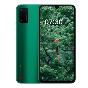 Перейти на Алиэкспресс и купить Новый мобильный телефон Smartisan Nut Pro 3 6,39 дюйм8 ГБ/12 Гб ОЗУ 128 ГБ/256 Гб ПЗУ Snapdragon 855 Plus 4000 мАч Android отпечаток пальца