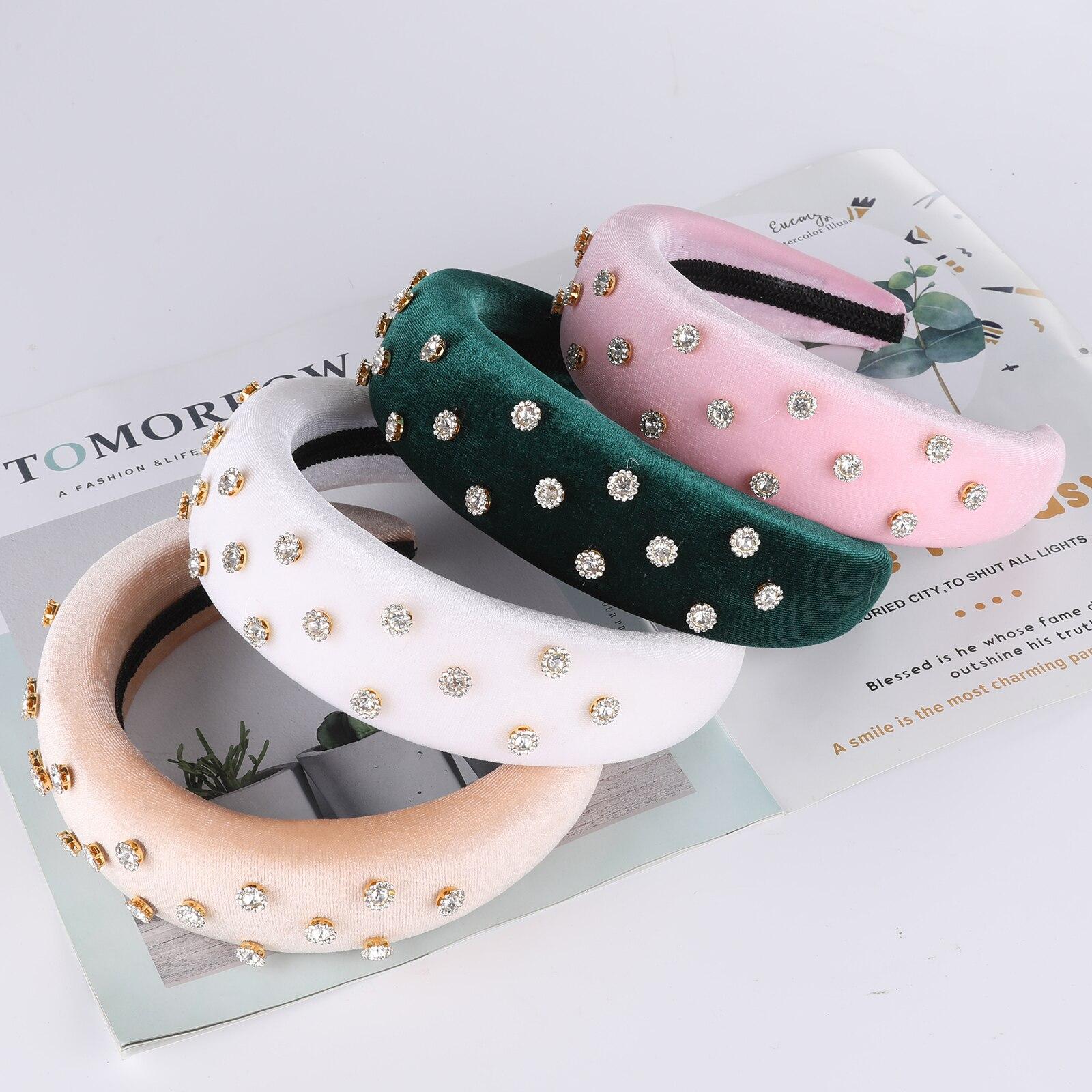 Woven Headband 5 Style 196 No. 100 BLESSING Good Girl Fashion Handicraft B