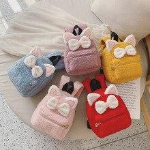 Bags Backpack Schoolbag Rucksack Kindergarten Toddler Girls Kids Cute Fashion Shoulder