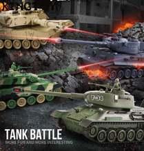 Танк Радиоуправляемый боевой танк с дистанционным управлением
