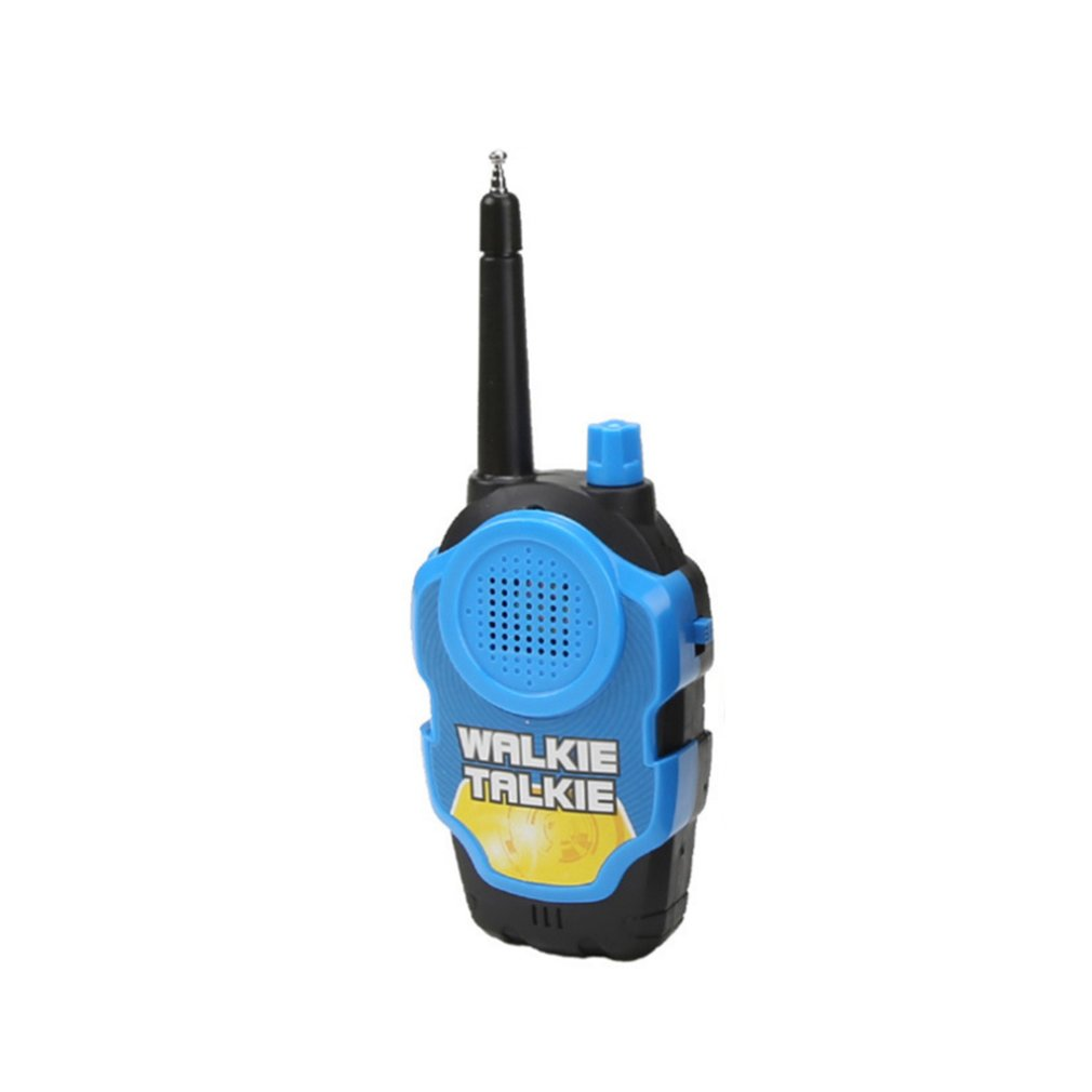 2pcs New Walkie Talkie Phone Kids Toys Electronic Gadgets Ninos Toys For Children Educational Play Parent-Child Interaction Game
