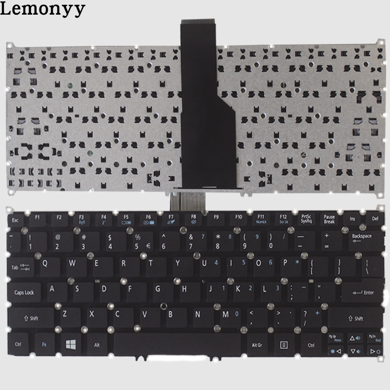 NEW US Laptop Keyboard For Acer Aspire V5-123 V5-131 V5-121 V5-171 S3-331 S5-951 Aspire One 725 756 AO725 AO756 US Keyboard