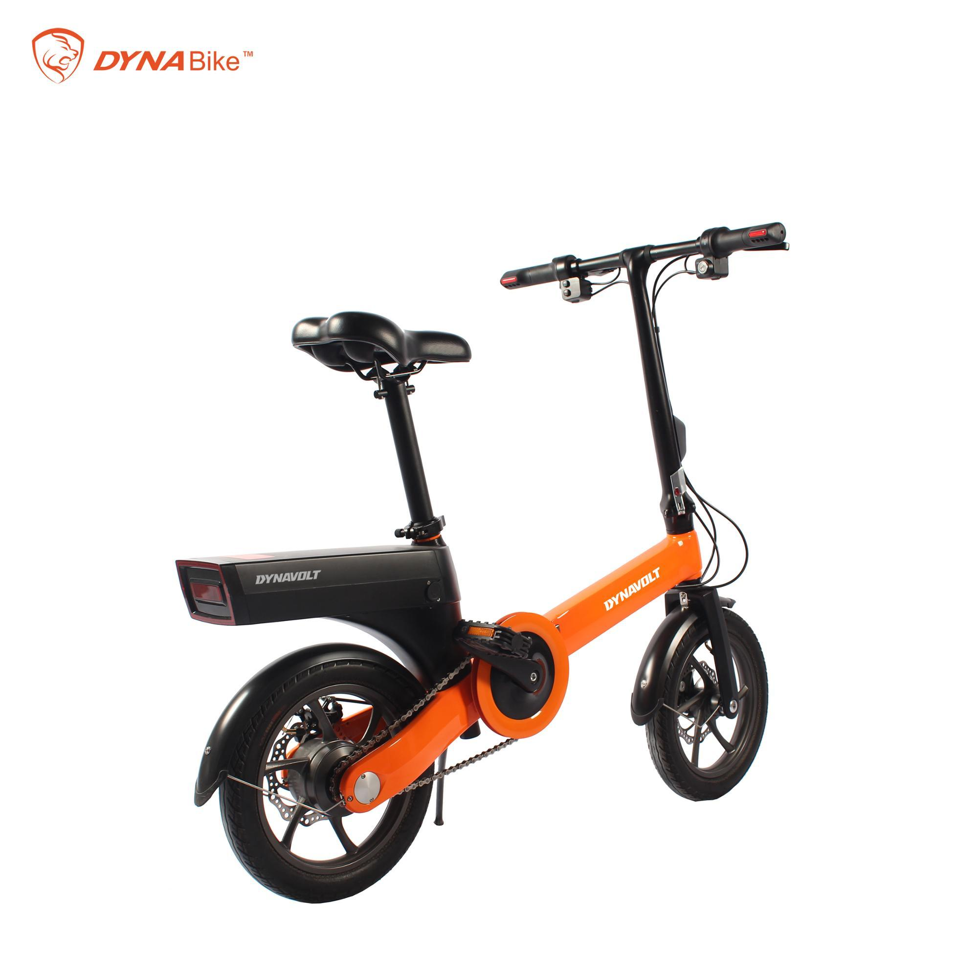 D6 folding bikeChina factory 12inch new design foldable electric bike 2