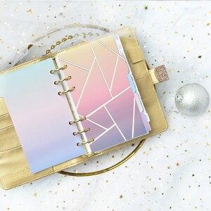 Image 4 - Lovedoki Sequins Series Spiral Notebook Notebooks And Journals Dokibook Agenda 2019 Planner Organizer Diary School Stationery