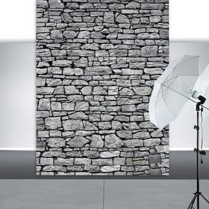 Image 1 - Brick Stone Texture Wall Photography Backdrops Wooden Floor Backgrounds for Toy Photo Studio Baby Shower Newborn Children Photo