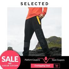 เลือกผู้ชายยืดพิมพ์ข้อเท้าผูกSafariสไตล์กางเกงLAB