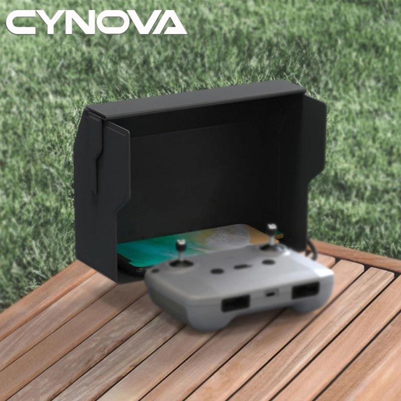 Hensych CYNOVA Mobile Phone Screen Hood for Mavic Air 2 Drone Remote Controller Sun Hood,Eye Protection Shading Anti-reflective Hood