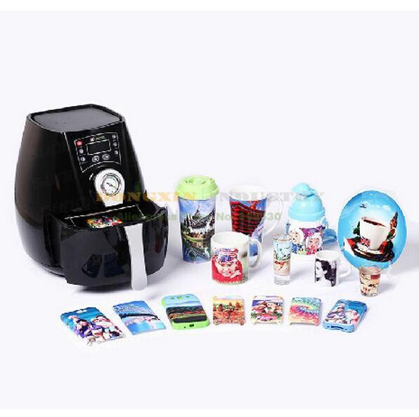High Quality Mini 3D Sublimation Vacuum Heat Press Printer Machine For phone case Printing ST-1520 C1 Version