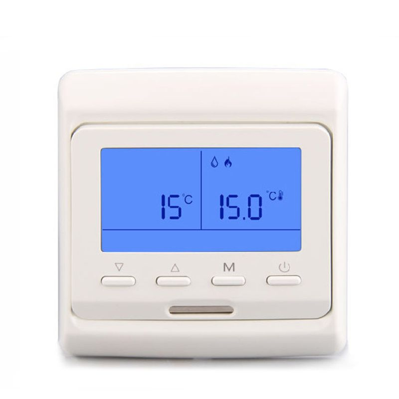 LCD Display Temperature Controller Thermostat Electric Thermoregulator