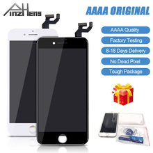 PINZHENG AAAA Original Screen LCD For iPhone 8 Plus Screen LCD Replacement Display Touch Digitizer Tool Kits Screen 8 Plus LCDS original auo 8 inch a080sn01 lcd screen led 60p digital screen a screen v 8