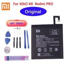 цена на Xiaomi 100% original Battery 4000mAh BM4A Phone Batteries for Xiaomi Hongmi Redmi Pro Battery+ToolS