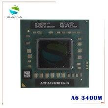 Amd portátil notebook processador cpu A6-3400M 1.4ghz/4m soquete fs1 a6 3400m am3400ddx43gx