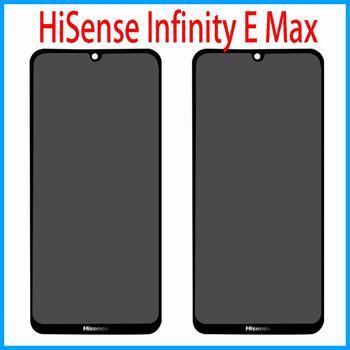Перейти на Алиэкспресс и купить Оригинальный Новый 6,1 дюймов для Hisense Infinity E Max HLT221E HLTE221E сенсорный экран с ЖК-дисплеем панель объектив стекло дигитайзер