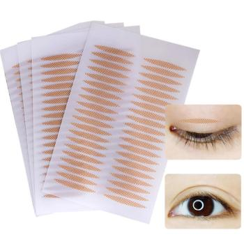 Olive type double-sided double eyelid sticker, date-shaped invisible pointed corners, sticker eye two lace, Z7O1 image