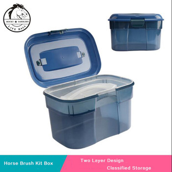 Cavassion Equestrian Equipment Horse Stable Storage Bin 1
