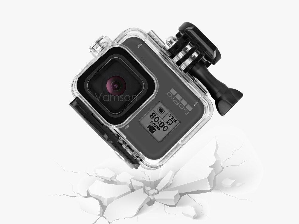 Υποβρύχια αδιάβροχη θήκη κάμερας msow