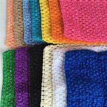 24X32 см пачка крючком топы грудь обёрточная труба DIY Тюль катушка одежда швейная трикотажная ткань подарки на день рождения Тюлевая юбка аксессуары