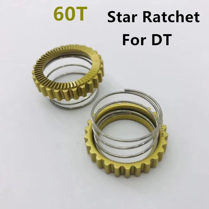 Popular Bike Hub Service Kit Star Ratchet SL 60T Teeth For DT Swiss MTB Hub Part