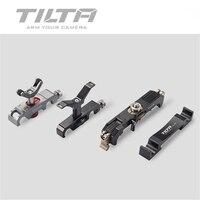 Tilta 15MM wspornik obiektywu LS T03 LS T05 19MM Pro wspornik obiektywu LS T08 LS T07 na długi soczewka powiększająca wspornik obiektywu w Akcesoria do studia fotograficznego od Elektronika użytkowa na