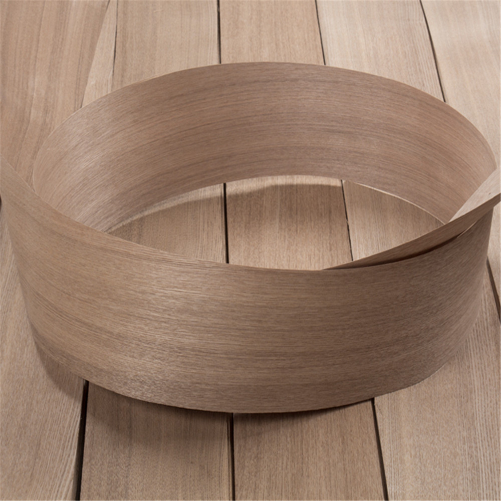 Natural Genuine Chinese Ash Wood Veneer Furniture Veneer About 15cm X 2.5m 0.4mm Thick Q/C
