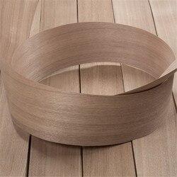 Naturalne oryginalne chińskie drewno jesionowe fornir meble fornir około 15cm x 2.5m 0.4mm grubości Q/C