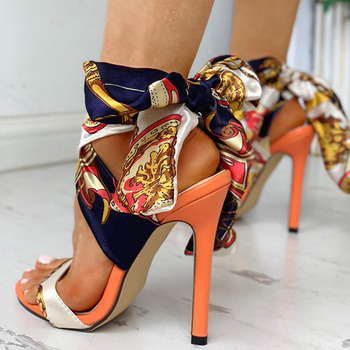 Stylish High Heels Sandals /  Sexy Stiletto Shoes 3