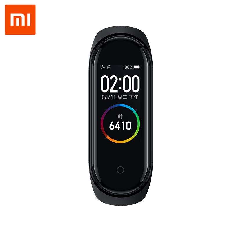 Xiaomi Mi-Band 4 Amoled-Screen Smart-Bracelet Fitness Sport Bluetooth Waterproof 3-Color title=