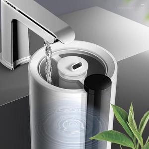 Image 3 - Humidifier Add Water Air Humidifier Quiet Bedroom Air Conditioning Floor standing Large Capacity Small Aromatherapy Machine
