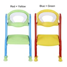 Training-Seat Toilet Toddler Potty Bathroom Portable Chair-Ladder Safety Soft Baby Kids
